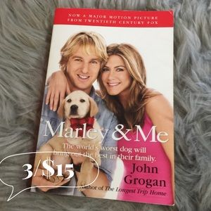 ❤️3/15❤️Marley and Me Paperback
